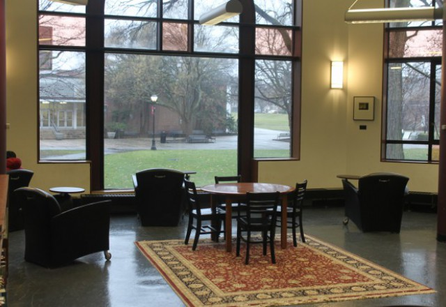 Art Library Scheduling And Space Management