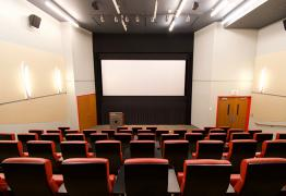 Rutgers Cinema hosts classed during the day and first-run movies at night.
