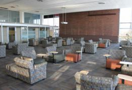 Student Activities Center Lounge Seating