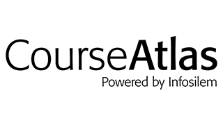 CourseAtlas _ Powered by Infosilem text
